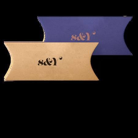 Pudełka typu poduszka folia mat/błysk karton 213x85x32mm 250 szt. (1)